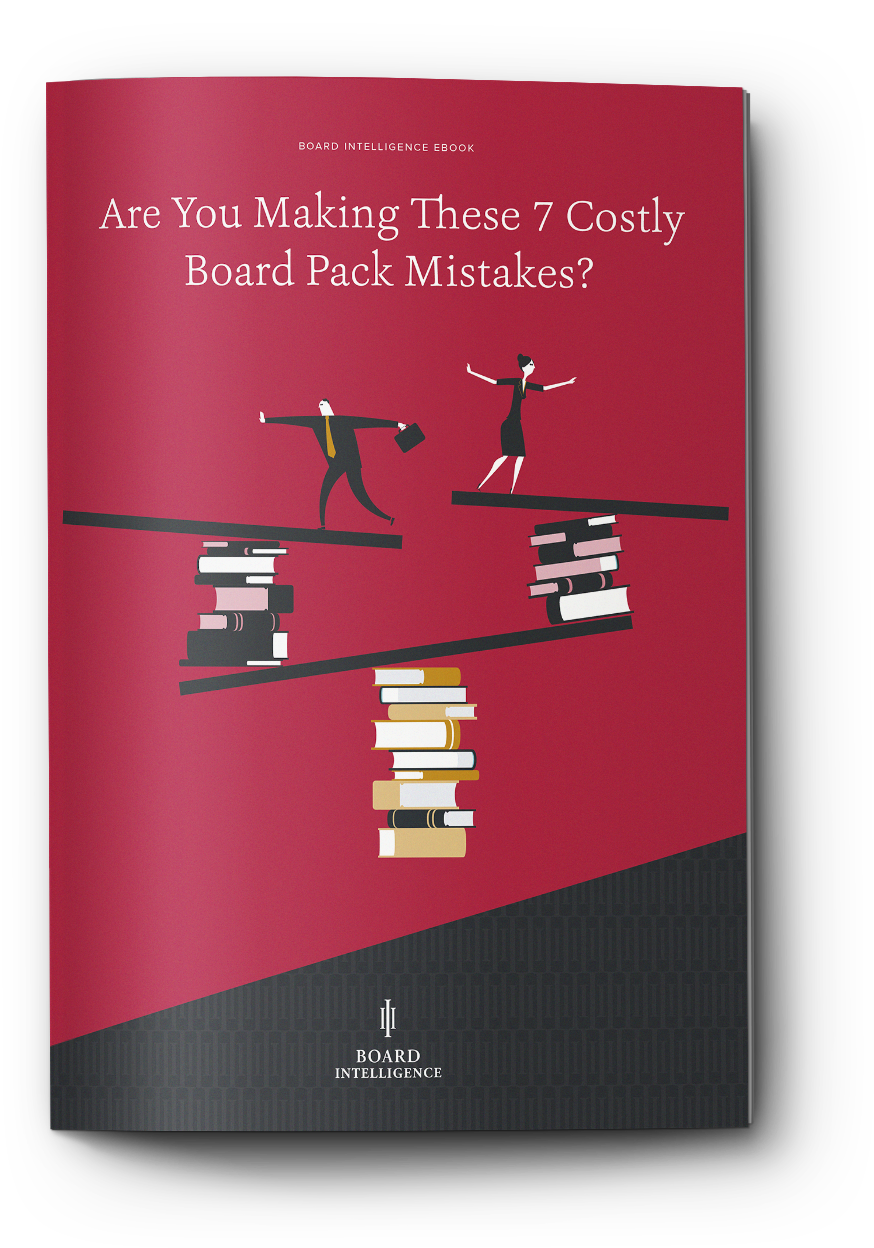 7 Costly Board Pack Mistakes eBook