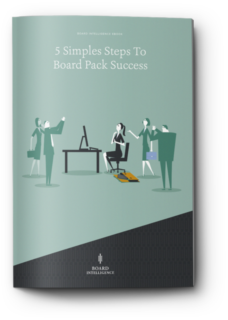 5 Simple Steps to Board Pack Success eBook